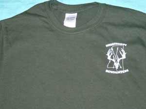 T-Shirt Hunter Green